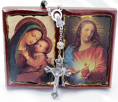 SHJ & Our Lady of Good Counsel Rosary Set
