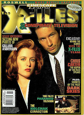 Cinescape Presents: The X-Files & Conspiracy Television [1996]