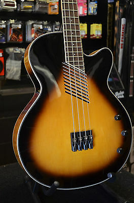 Washburn AB-40 Acoustic Electric Bass BRAND NEW!