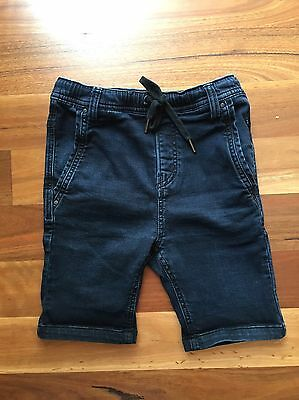 Indie And CO Indie Kids Boys Denim Shorts Size 6