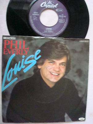 """""""7"""" Single Phil Everly - Louise - Sweet Suzanne"""