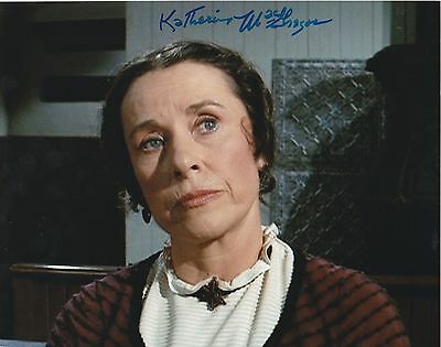 Katherine Macgregor Little House On The Prairie Signed 8X10 Photo Showstuff