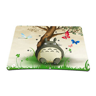 Cute Totoro Anti-Slip Mouse Pad Gaming Mice Mat Mousepad For Optical Laser Mouse