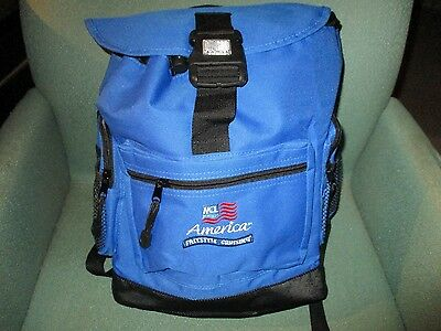 NCL CRUISE LINE AMERICA beach bag back pack tote NEW Norwegian carry on travel