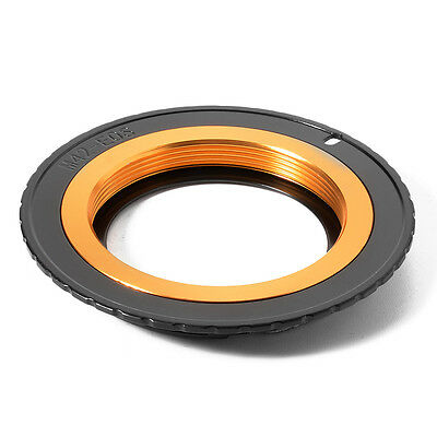 Adjustable Confirm Adapter for M42 Lens to Canon EOS Camera Adapter Ring DC703
