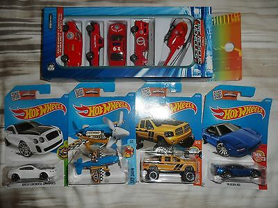 Hot Wheels Cars & More X 9