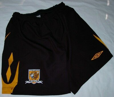 Hull City Uk England Short Shirt Trikot Maglia Jersey Camiseta Soccer
