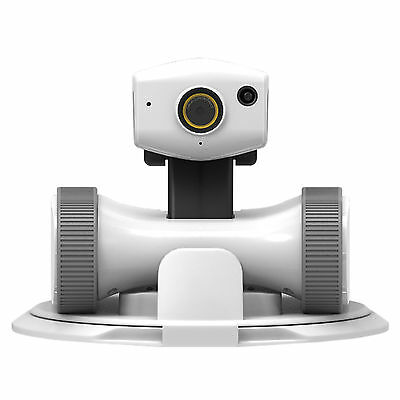 Appbot Riley LED 5-Megapixel 720P HD 1080x720 Home Camera Robot for iOS/Android