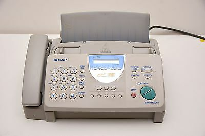 Sharp FO-785 plain paper fax machine Pick up ONLY from Claremont (Perth) 6010