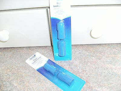 4 pet finger toothbrushes - New