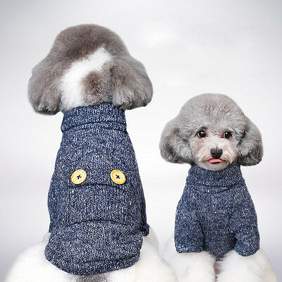 Hot Pet Dog Winter Clothes Puppy Cats Winter Sweater Apparel Jacket Coat Costume