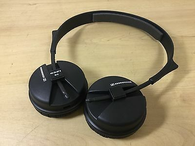 Sennheiser HD 25-SP Headband Headphones - Black