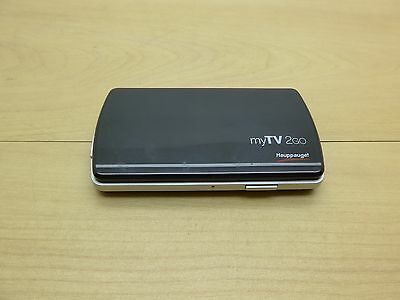 HAUPPAUGE myTV2GO iPad / iPhone WiFi TV ADAPTER - WATCH FREEVIEW ON APPLE MAC PC