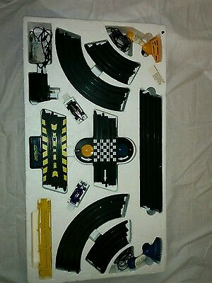 Scalextric micro set (Hornby)