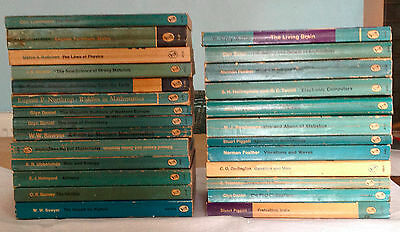 Vintage Pelican books - collection of 26