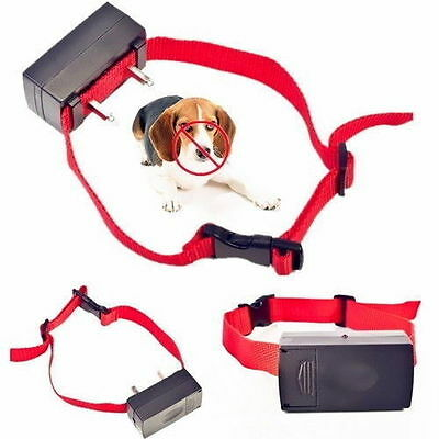 Anti Bark No Barking Tone Shock Control Training Collar for Small Medium Dog MG
