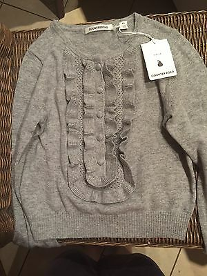 BNWT Country Road Girls Jumper Size 8