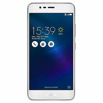 Asus Zenfone 3 Max Silver, Smartphone, Android, 32 GB, 5.2''