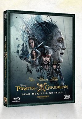 """PIRATES OF THE CARIBBEAN : DEAD MEN TELL NO TALES""Blu-ray/(2D+3D)"