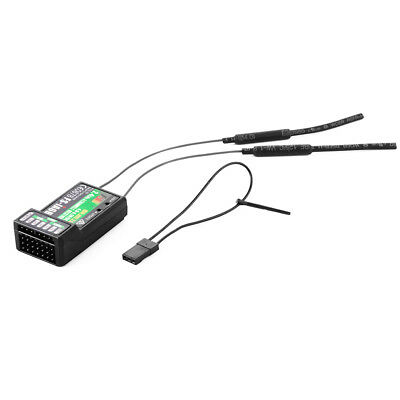 FlySky FS-iA6B 2.4GHz 6-Channel Receiver for RC Helicopter Transmitter RC285