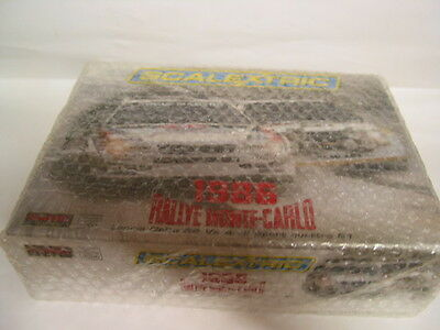 Scalextric Legends 1986 Rally Monte Carlo Box Set C3480A Box Set Le 1.32 Bnib