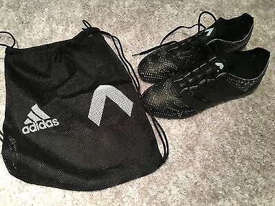 Adidas Ace 16.1 Primeknit Mens Football Soccer Boots Us 10 Uk 9.5 Eur 44 - New