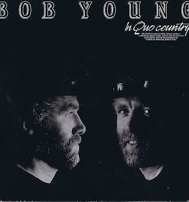Bob Young – In Quo Country – SPRAY 104 – LP Vinyl Record