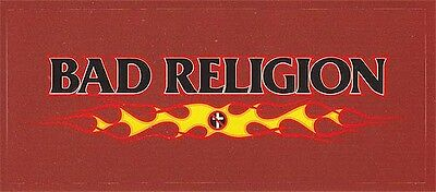 Bad Religion The New America RARE promo sticker '00