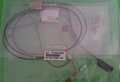 HP LCD Cable Kit WLAN Mic 101 515845001 Spare Parts Replacement Cables BRAND NEW