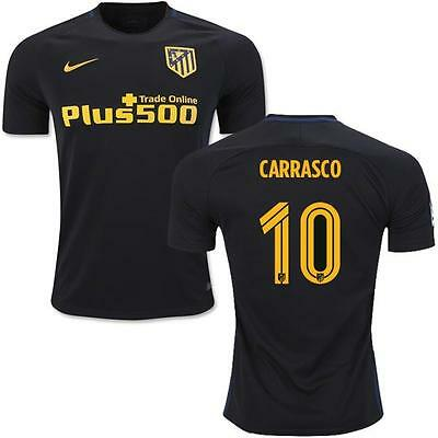 Atletico Madrid Away jersey CARRASCO 10 for size L