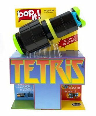 Tetris Game Bop It! Electronic Game Different Games and Levels