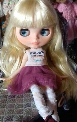 �� Blythe Doll And Outfit U.K. Seller Christmas �� Presents ��