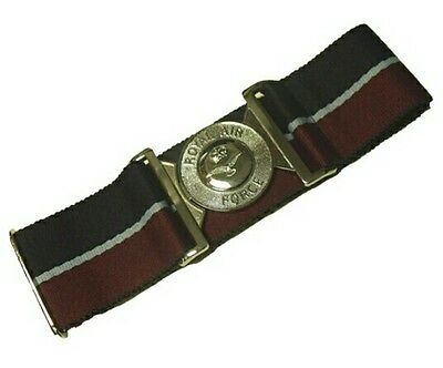 RAF Stable Belt Latest Issue. Quality belt for Cades Reservists ATC CCF & RAF