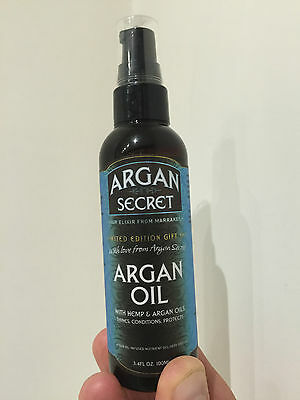Argan Secret Oil 100Ml Moroccan Oil Better Value Than Argan Secret Oil 60Ml
