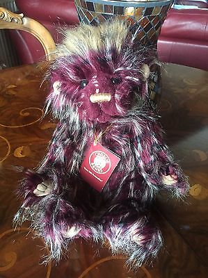 Charlie Bears Gizmo - New With Tags