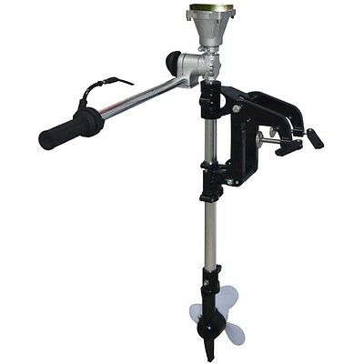 Outboard Motor For Kayak, Inflatable Or Any Light Fishing Boat Very Light