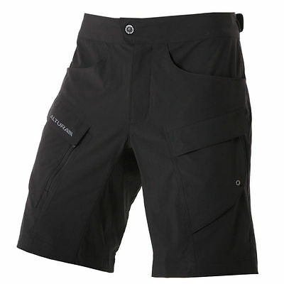 Altura Discovery Baggy Cycling Shorts Size M Black