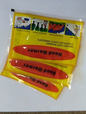 Hand Warmers Set of 20
