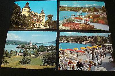 Austria - Karden Scholbhotel, Maria Worth,Velden am Worthersee