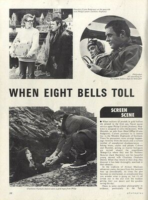 Anthony Hopkins & Robert Morley : When Eight Bells Toll Article & Picture(s)