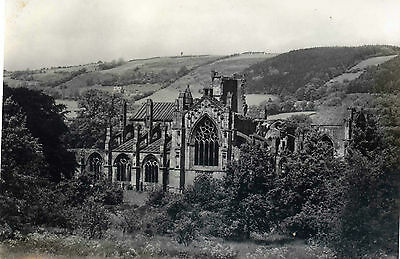 MELROSE ABBEY from the South
