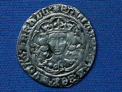 Edward IV Groat - 1st reign - Light Coinage - Coventry mint - Rare