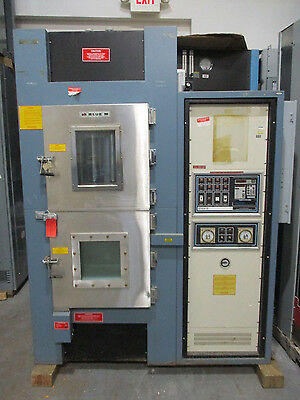 Blue M Dual Thermal Shock Environmental Chamber, WSP-109BMP3