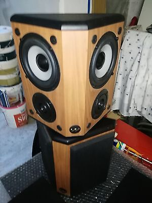 Wharfedale Wh-2 Coppia Casse Surround Dipolo