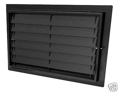 "Engineered Flood Vent 8"" x 16"" FEMA Compliant NFIP Foundation Crawlspace"
