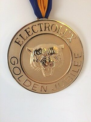 Rare Electrolux Golden Jubilee Medal dated June 1974