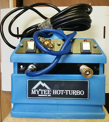 MYTEE HOT-TURBO HEATER (2400w) CARPET CLEANING EXTRACTORS 240-120