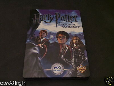 Harry Potter and the Prisoner of Azkaban Steelbook for the PS2 / Xbox Game