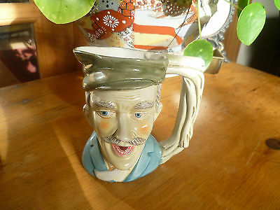BEAUTIFUL LARGE CHARACTER Toby Jug of Unknown Character.