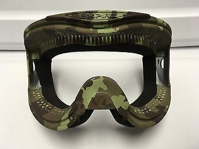 NEW Empire EFlex Camo Frame Limited Edition Paintball Mask Goggle E Flex